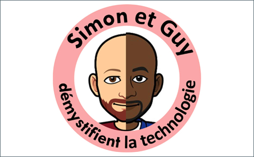Simon et Guy démystifient la technologie